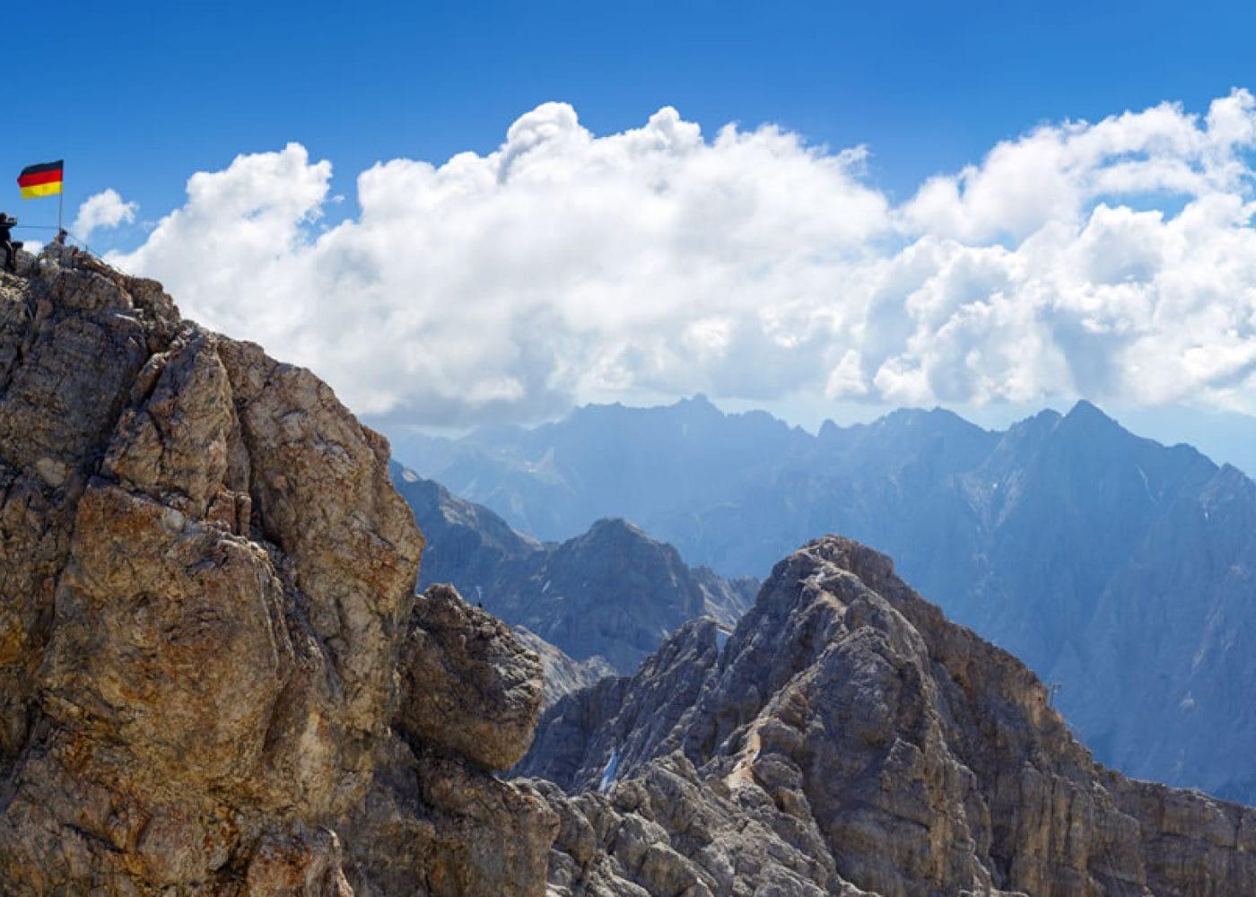 bergbeklimmen beieren
