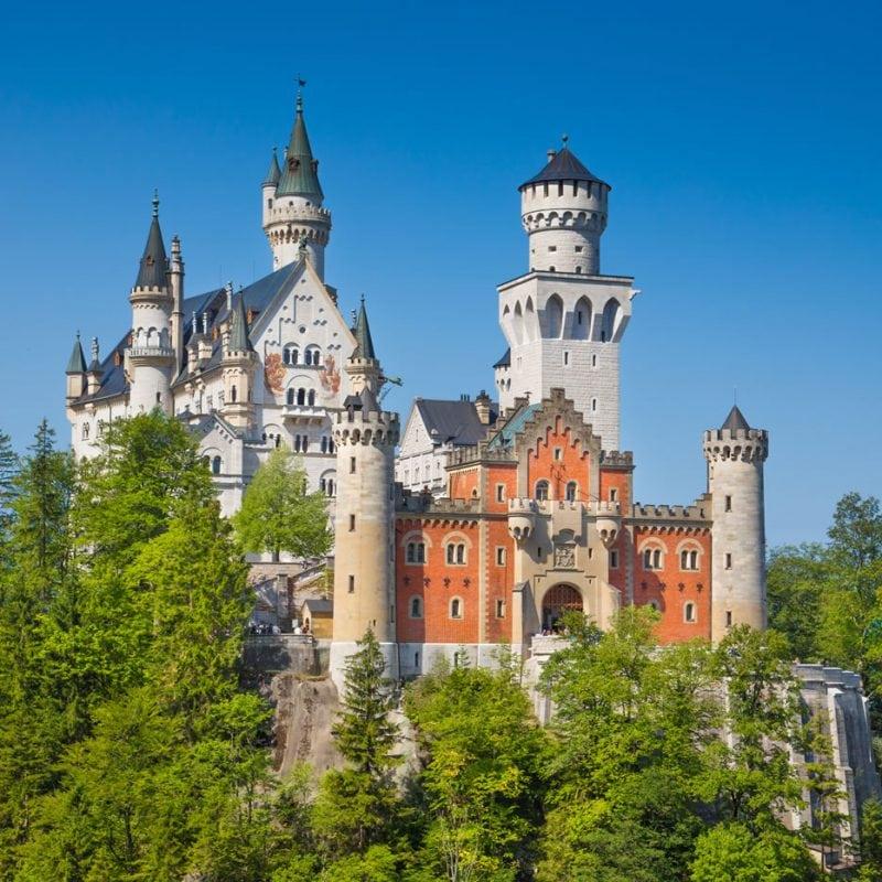 kasteel koning ludwig