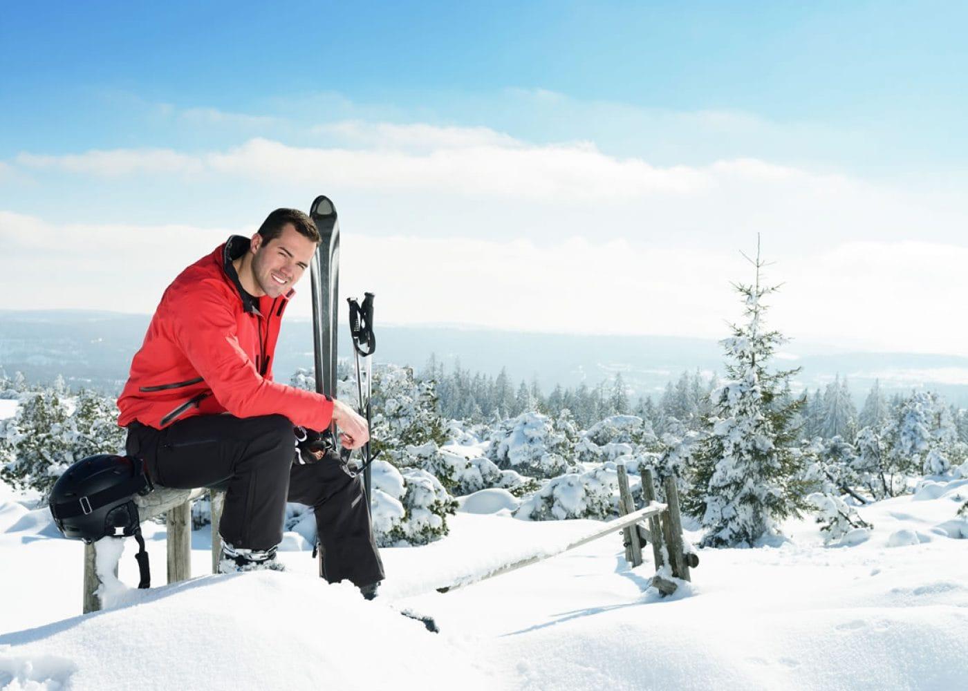 skiën Beieren